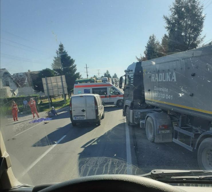 saobraćajna nesreća kod šapca
