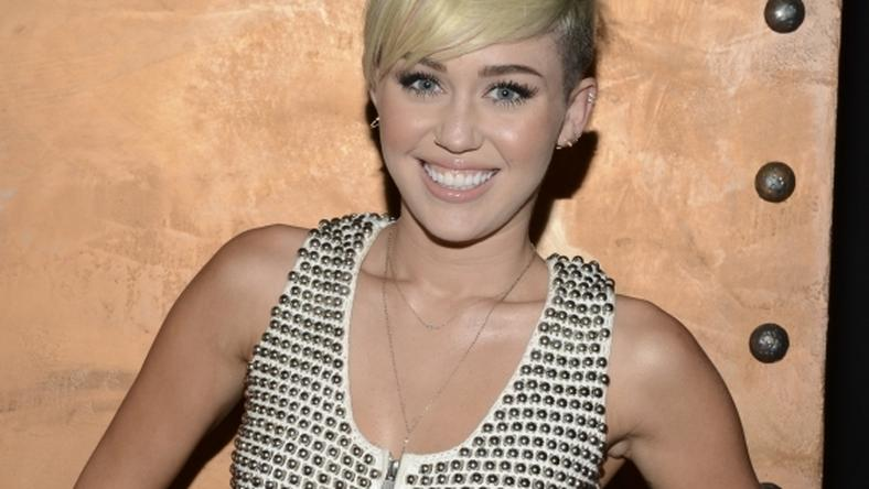Miley Cyrus (fot.  Getty Images)