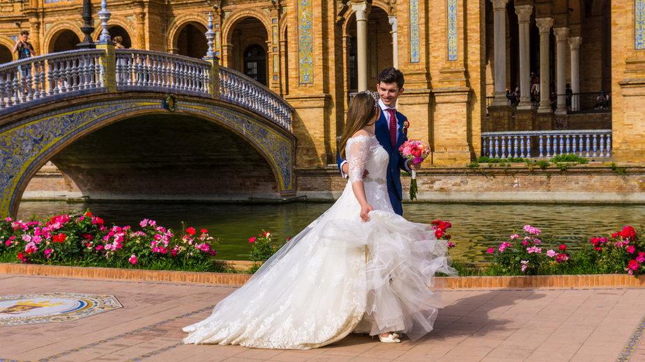 Ślub po hiszpańsku