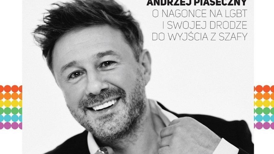 Replika - wywiad z Andrzejem Piasecznym