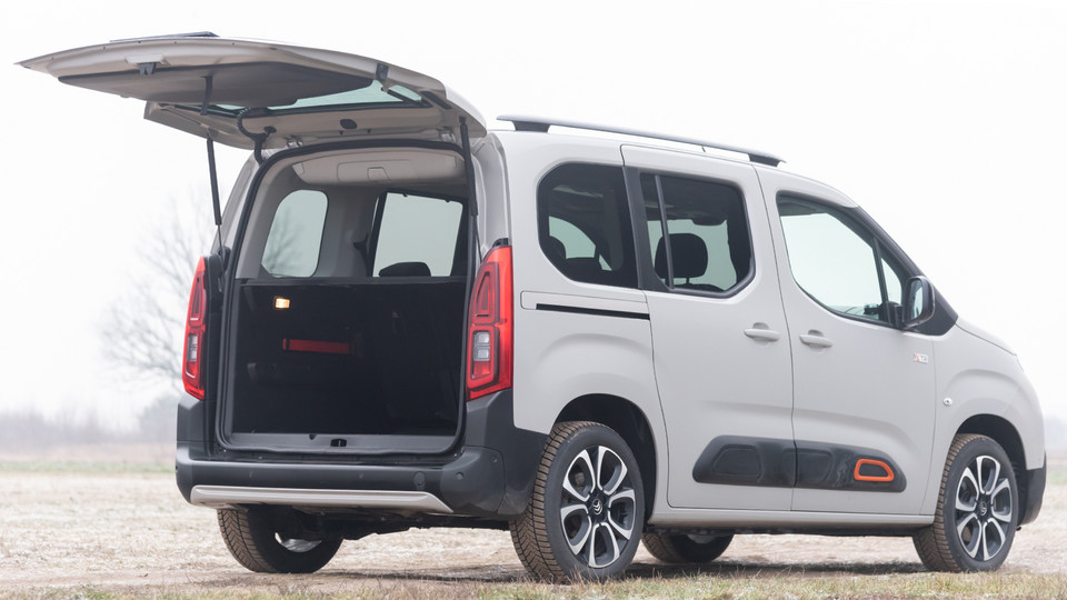 Citroën Berlingo M BlueHDi 130 Shine XTR | TEST