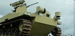 Kałasznikow zbudował autonomiczny pojazd bojowy