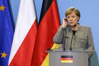 Merkel zaszczepiła się preparatem AstraZeneca
