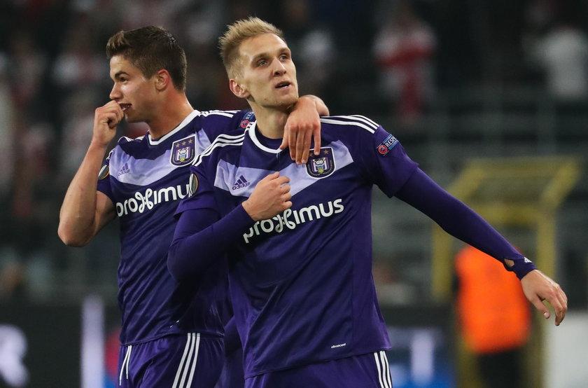 Łukasz Teodorczyk znów trafia dla Anderlechtu. Dają za niego fortunę!