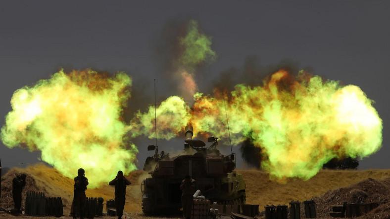 Konflikt izraelsko-palestyński