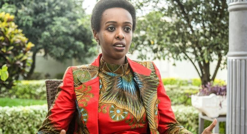 Rwigara was arrested in September 2017 after her attempt to run in Rwanda's July presidential election was denied on grounds she had allegedly forged signatures of supporters for her bid