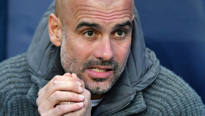 Pep Guardiola's Manchester City are chasing an unprecedented English domestic treble