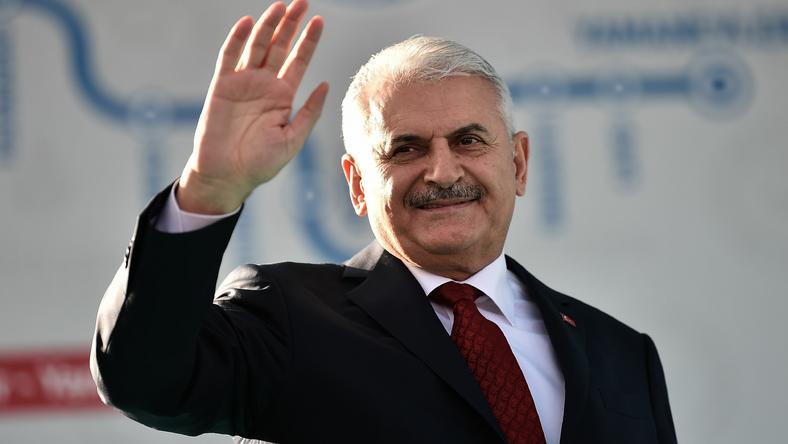 Premier Binali Yildirim