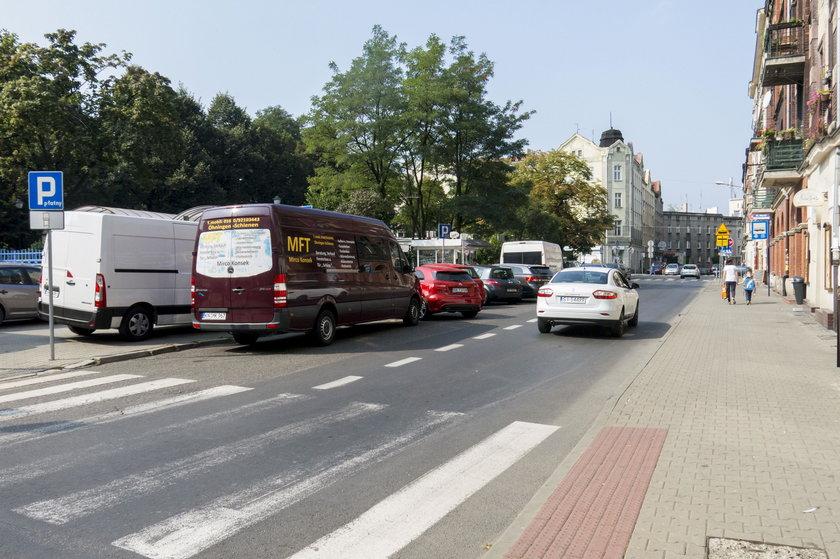 Plac Miarki w Katowicach