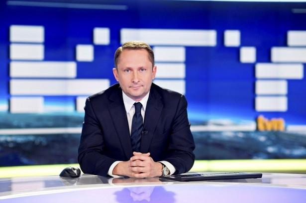 Kamil Durczok / fot. TVN