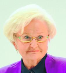 Prof. Ewa Łętowska, prawniczka, pierwszy polski rzecznik praw obywatelskich, sędzia Trybunału Konstytucyjnego w stanie spoczynku