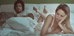 Polki w sypialni zmieniają się we wstydliwe myszki. Uprawiają seks z obawy