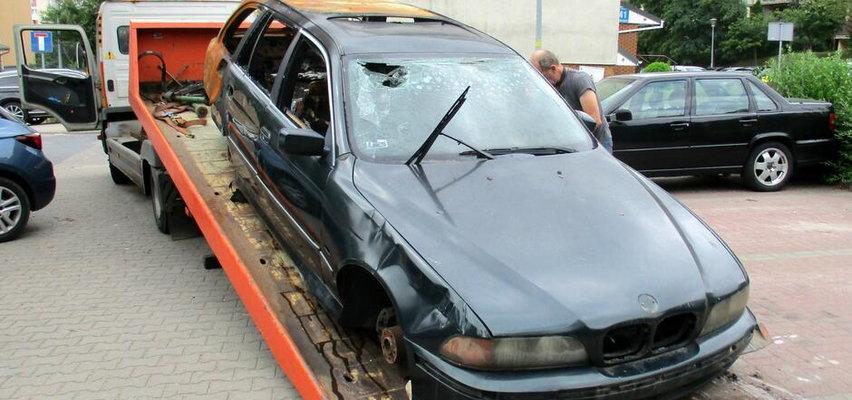 Gdańsk wziął się za wraki. Usunięto 300 rozpadających się aut