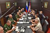 Aleksandar Vulin, Sergej Šojgu, Tanjug, Ministarstvo odbrane