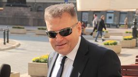 """Krzysztof Rutkowski rozbił drogi samochód. """"Stracił panowanie nad kierownicą"""""""