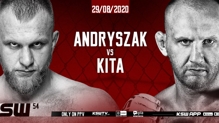 KSW 54: Andryszak - Kita
