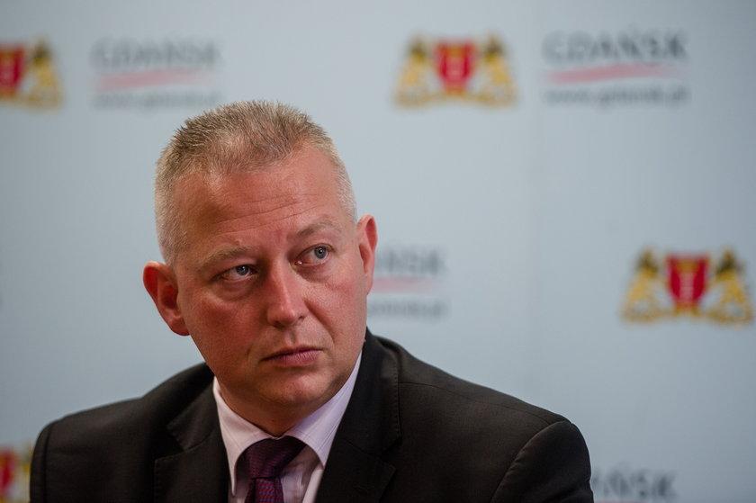 Wiceprezydent Gdańska Andrzej Bojanowski