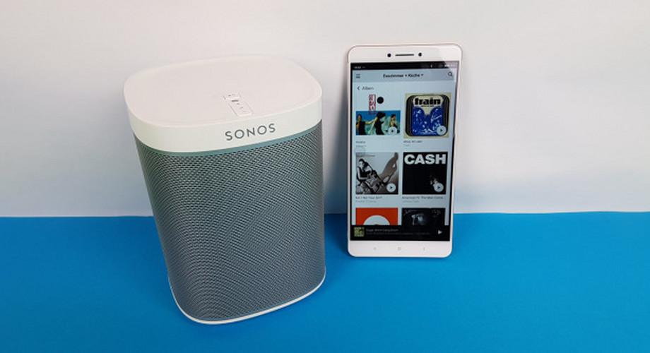 Multiroom vom Marktführer: Sonos Play:1 im Test