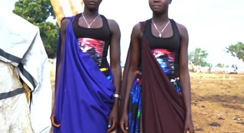 In this tribe, a girl just walks to a man's house before her parents are called; dowry's decided later