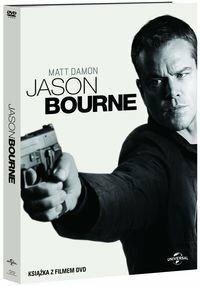 """""""Jason Bourne"""", okładka DVD"""