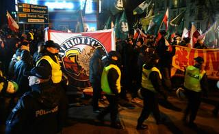 Akt oskarżenia za propagowania faszyzmu w czasie Marszu Pamięci Żołnierzy Wyklętych w Hajnówce