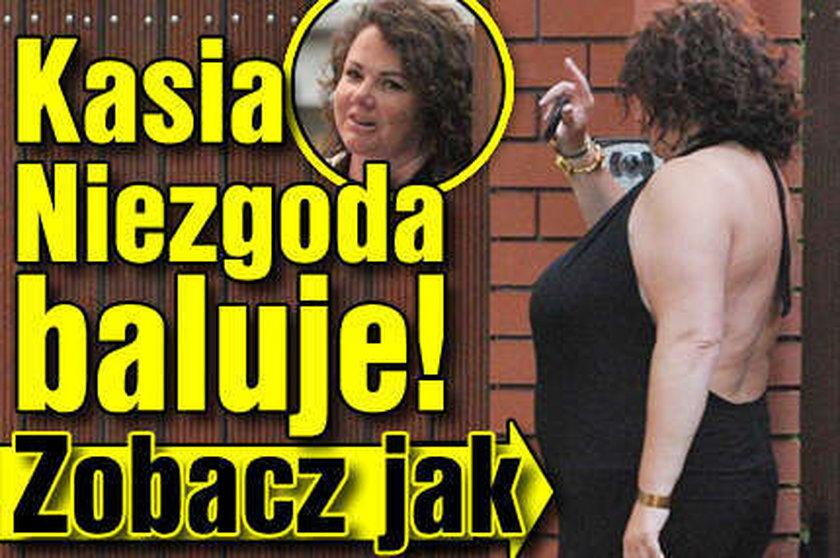 Tak baluje Kasia Niezgoda!