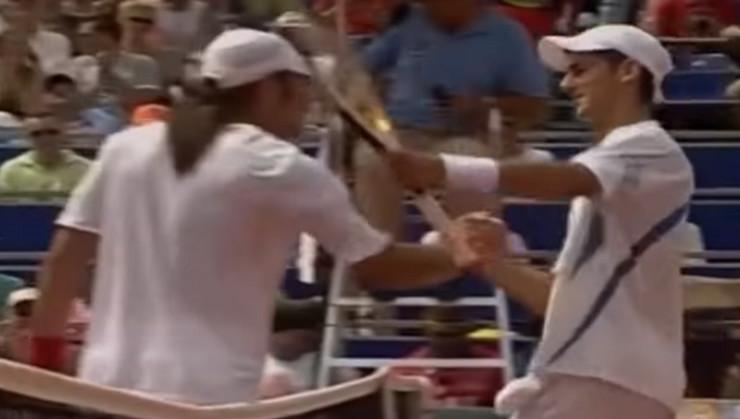 Novak Đoković i Nikolas Masu