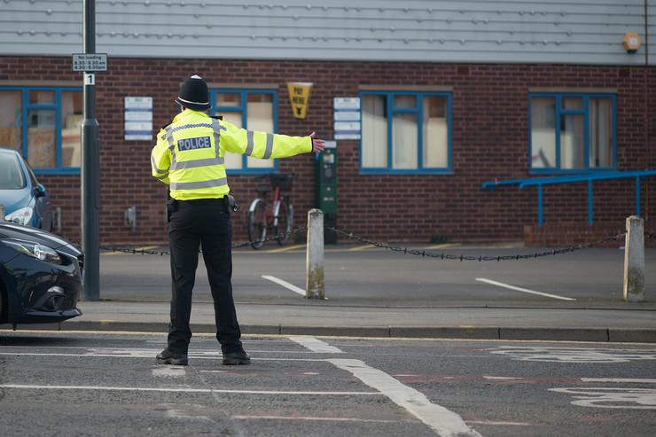 london saobracajna policija shutterstock 1026652117
