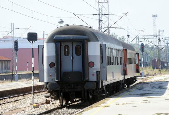 Železnička stanica u Nišu