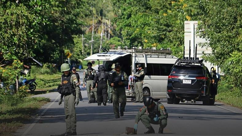 Thailand's three southernmost provinces have been in the grip of a conflict that has killed more than 7,000 people