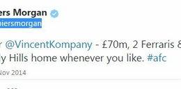 Gwiazdor Manchesteru: Nigdy nie przejdę do Arsenalu!