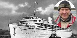 Tajemnica śmierci Roberta we wraku okrętu. Koledzy milczą, rodzina pochowała go w ciszy
