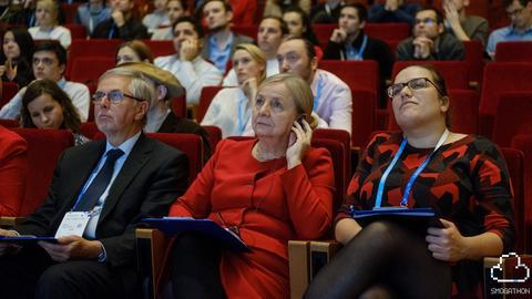 Prof. Michał Krzyżanowski (pierwszy z lewej) był gościem specjalnym konferencji Global Clean Air Summit, poprzedzającej Smogathon