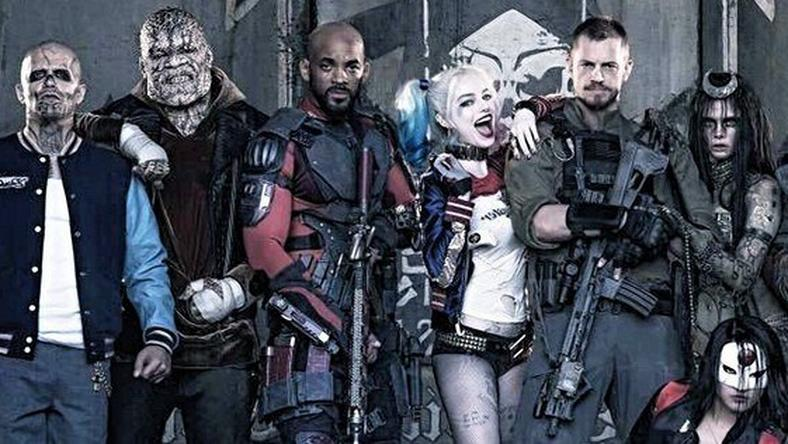 "Cast of 2016 movie ""Suicide Squad"""