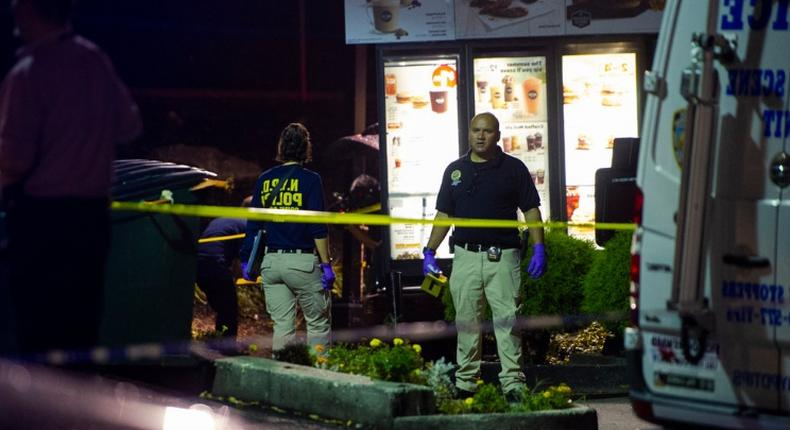 Killing of mobster at McDonald's was ordered by his son, prosecutors say