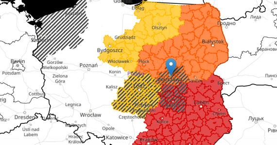 Burze i potężne ulewy w całej Polsce [ZDJĘCIA I NAGRANIA]