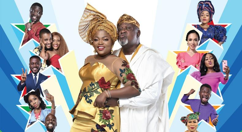 Funke Akindele-Bello's 'Your Excellency' is scheduled for a December 2019 release. [EbonyLife Films]