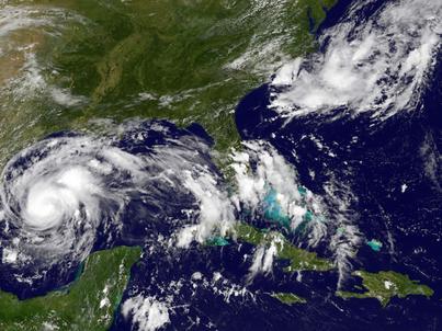 Amerykańskie służby ostrzegają przed huraganem Harvey. Zmierza w kierunku Teksasu