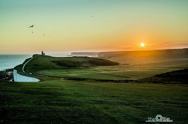Południowe wybrzeże Anglii, fot. the-ollie.com