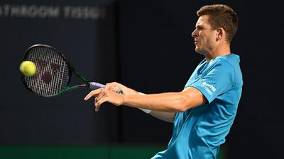 ATP w Cincinatti: Hubert Hurkacz i Jannik Sinner wyeliminowali faworytów turnieju!