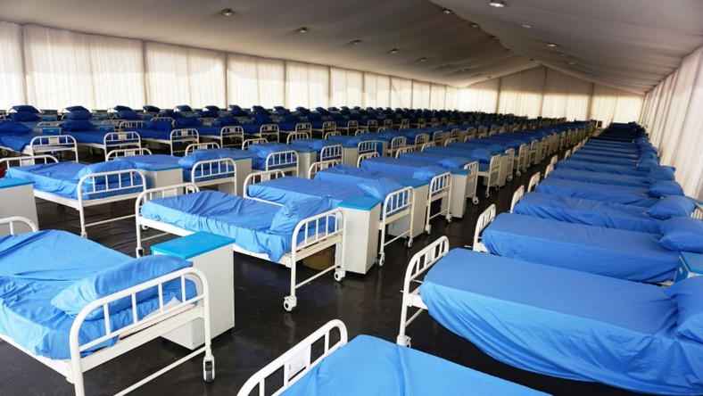 Picture used for illustrative purpose: 169 coronavirus patients discharged in Oyo. (TheCable)