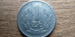 Masz taką starą monetę 1 zł? Może być warta kilka tysięcy złotych!
