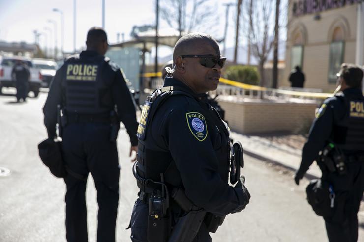 teksas policija