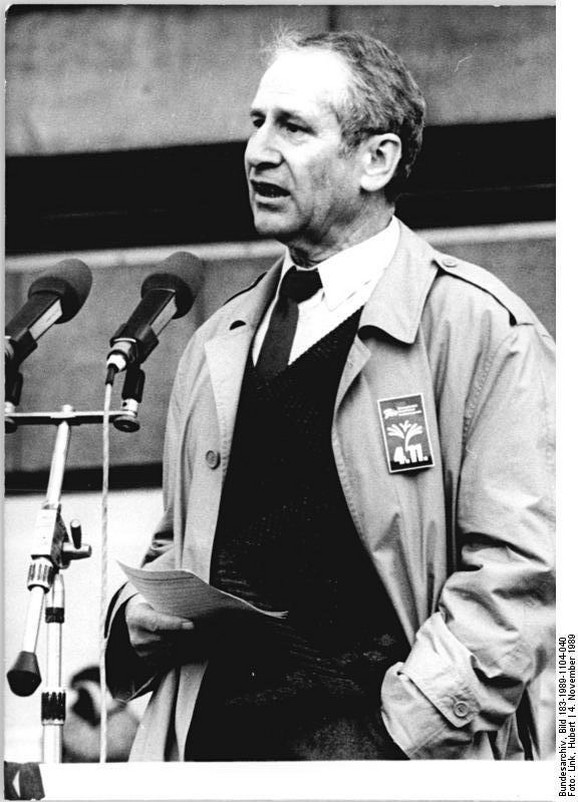 Markus Volf, fotografija iz arhive Bundestaga