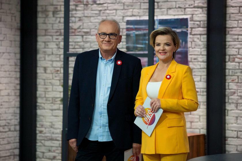 Monika Zamachowska i Michał Olszański
