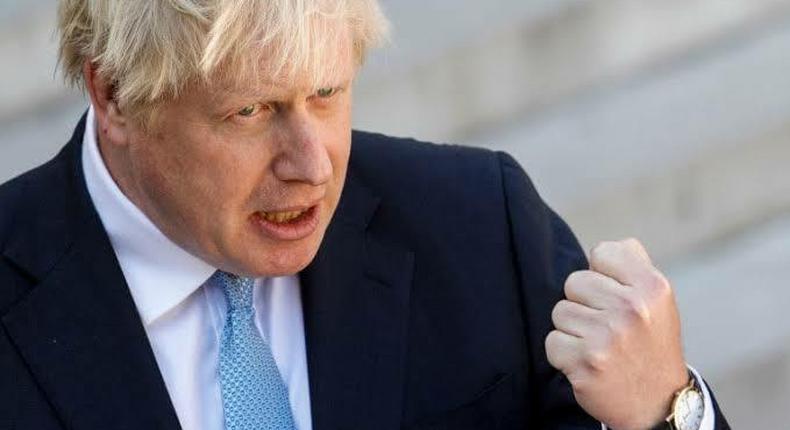UK prime minister, Boris Johnson (Washington post)