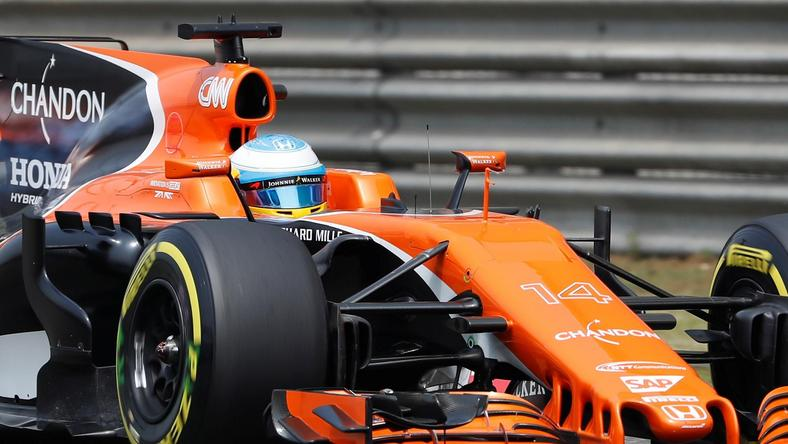 Silniki w McLarenie odmawiają posłuszeństwa