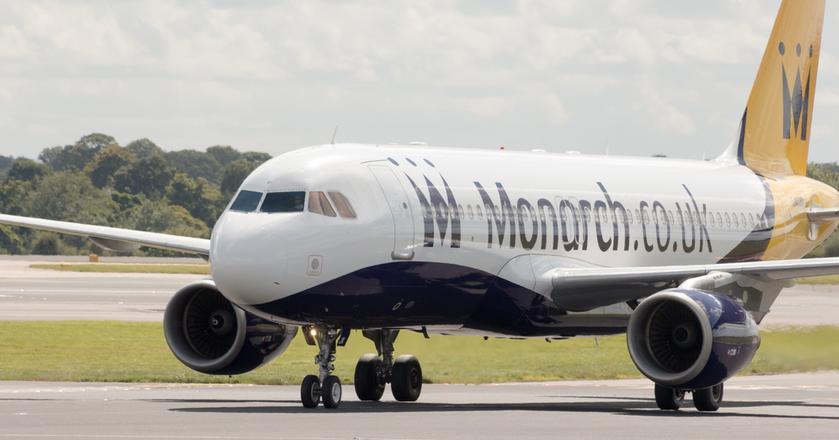 Monarch Airlines działały na rynku od lat 60. ubiegłego wieku. Przewoźnik wpadł w tarapaty finansowe