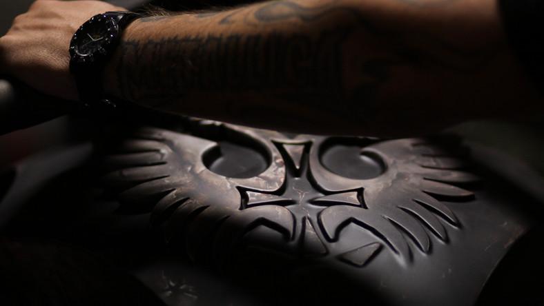 """Jest! Behemoth Bike, motocykl zapowiadany od kilku miesięcy i przygotowany przez frontmana formacji Behemoth, Adama """"Nergala"""" Darskiego we współpracy z firmą Game Over Cycles wyłonił się z ciemności na światło dzienne..."""
