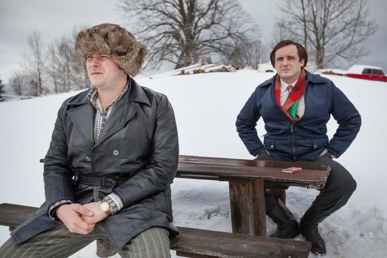 Tomasz Schuchardt, Michał Żurawski, fot. Grzegorz Ziemiański